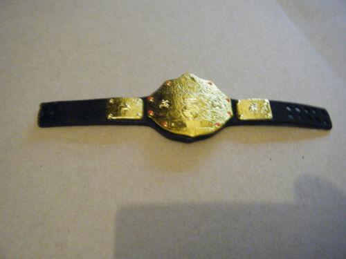 WWE Mattel Elite Serie Basic Accessori Cintura Campionato CHAMPION figura WWF