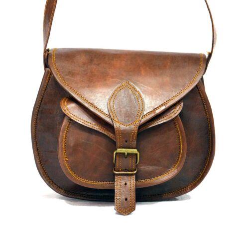 Women/'s Leather Crossbody Satchel Handbags Purse Shoulder Bag Messenger