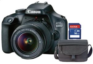 Canon EOS 4000D - EF-S 18-55mm DCIII Spiegelreflexk