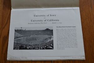 1959-Iowa-Hawkeyes-California-Rose-Bowl-Fred-Harvey-Santa-Fe-Railroad-Menu