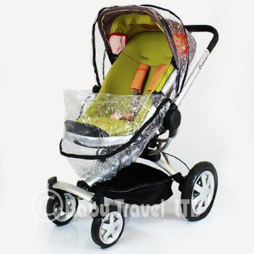 Universal Raincover For Britax Affinity//B-Smart//Dual Pushchair Ventilated