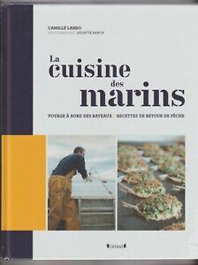 HonnêTe La Cuisine Des Marins Camille Labro