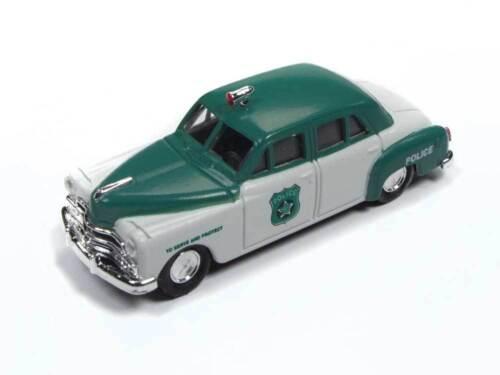 Classic Metal Works 1950 Dodge Police Car       N scale