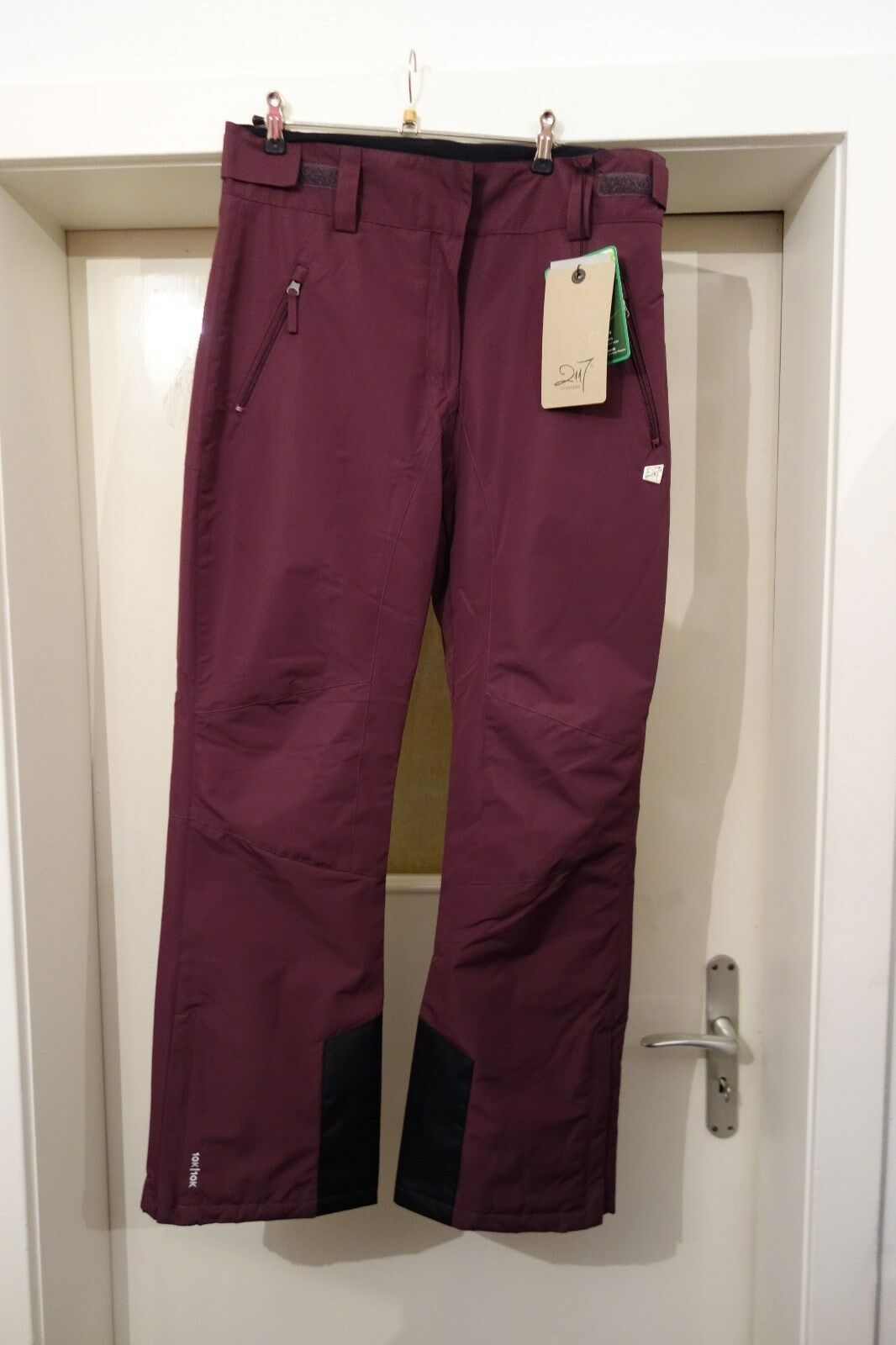 2117 of Sweden Dorris Light Padded Ski Pant Stalon - Skihose, Größe 38