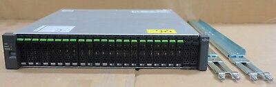 Gastvrij Fujitsu Eternus Dx80/90 S2 24-bay 22 X 900gb Sas 19.8tb Enclosure Fts-etead2cu Versterkende Taille En Pezen