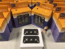 JOM Black LED Side Repeaters Indicators VW Golf Mk3 Vento (93-95) Passat (89-93)