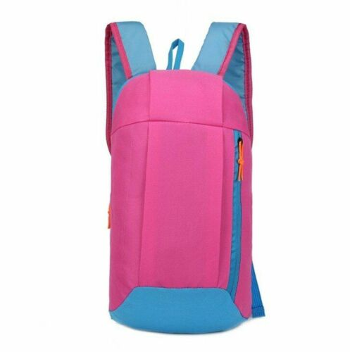 Details about  /Small Men Women Travel Backpack 10l Capacity Light Weight Camping Rucksack Bag