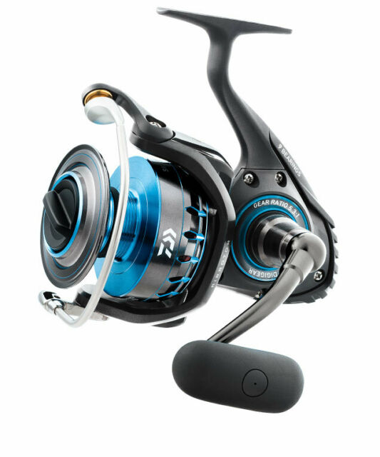 3e84550a6d4 NEW Daiwa Saltist 4500 9BB 5.7:1 Saltwater Spinning Fishing Reel  DSALTIST4500