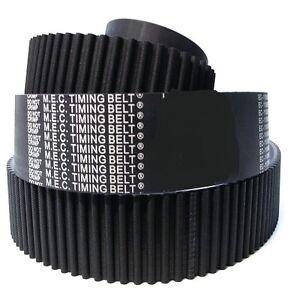 669-3M-09 Htd 3M Correa de Distribución - 669mm Largo X 9mm Ancho