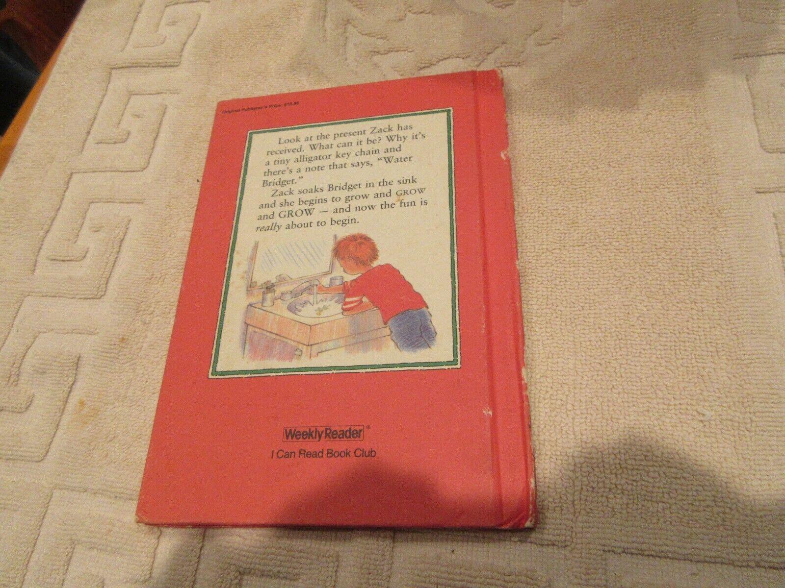 Zacks alligator (An I can read book) , 1989