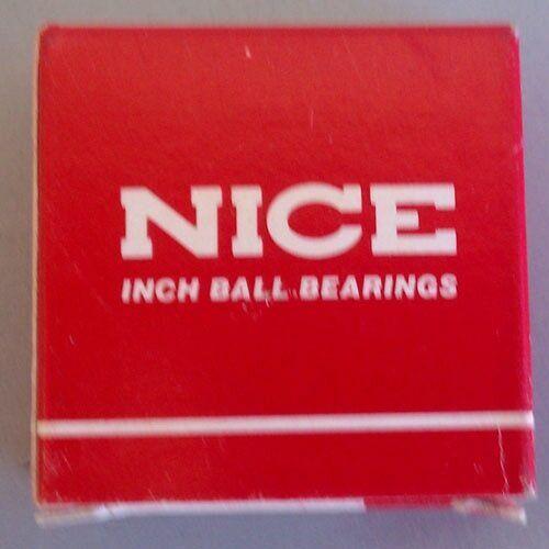7231-2H Nice New Single Row Ball Bearing