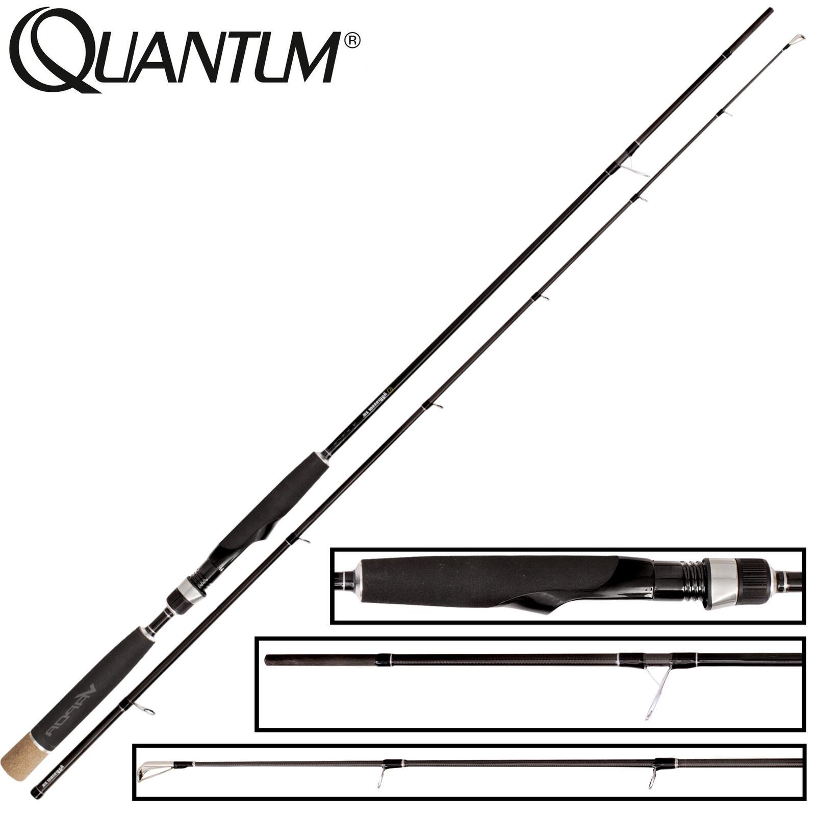 Quantum Quantum Quantum Vapor Aggressor Medium Lure 215cm 7-35g - Spinnrute, Barschrute, Jigrute 68cd4f