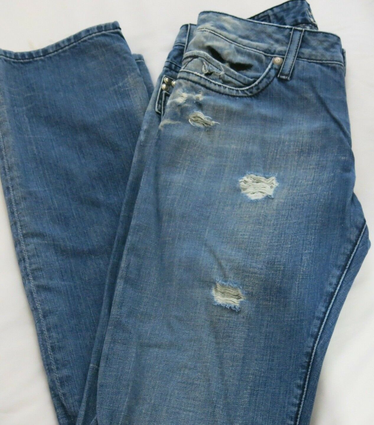 Men's ROBIN JEANS bluee with Studs SZ 31