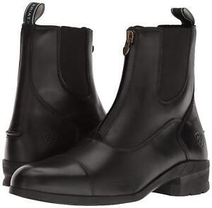 Mens Iv Ariat Boot Black Heritage Paddock BgUUxTzq