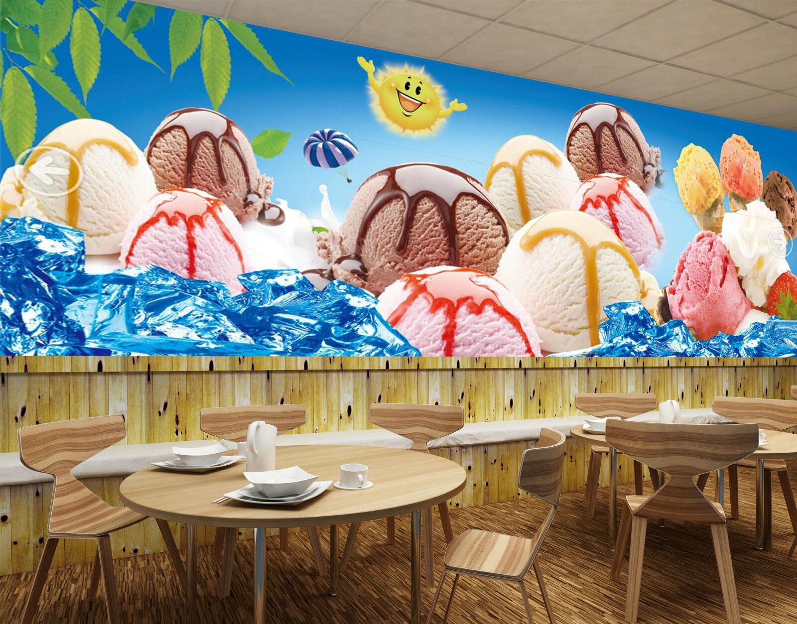 3D dolci 377 Parete Murale Foto Carta da parati immagine sfondo muro stampa