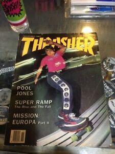 Thrasher-Skateboard-Magazine-November-1987-Steve-Caballero-Rob-Roskopp-11-87-Nov