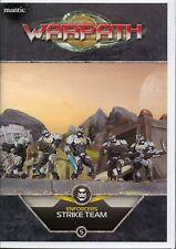 Warpath Enforcers Strike Team MINT Mantic