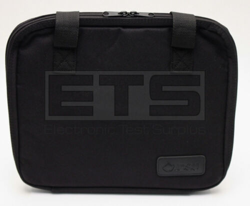 "JDSU KP506 Compact total Test Kit Carrying Case w// JDSU Logo 12/""L x 10/""H"