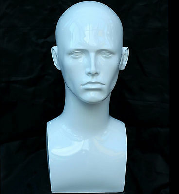 Professional Male Mannequin Head High Quality Head Shop Display Many Styles