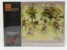 LOT 13310 | Pegasus 7268 WWII Russian Infantry Summer Dress 1:72 Bausatz NEU OVP