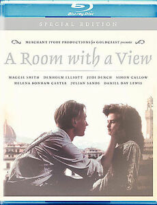 A Room With A View Blu Ray Disc 2007 Special Edition