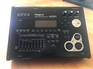 Aimable Roland Td-30 Vdrum Module Brain Td30-afficher Le Titre D'origine Produits De Qualité Selon La Qualité