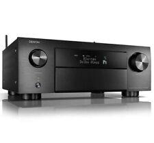 Denon AVR-X4500H Black 9.2 AV Receiver Surround Sound Amplifier ATMOS AirPlay 2