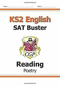 KS2 English Reading SAT Buster: Poetry Book 1 (for tests in 2019) (CGP KS2 Engli