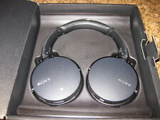 Sony MDR-XB950BT/L Extra Bass Bluetooth Wireless Headphone MDRXB950BT Black