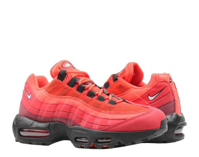 Men's Nike Air Max 95 OG Habanero Red University Gym Black At2865 600 Sz 14