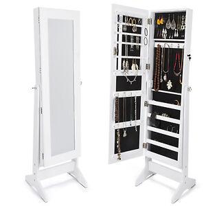 Espejo-joyero-organizador-joyas-lacado-blanco
