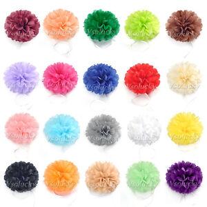 6-034-8-034-10-034-15-034-Tissue-Paper-Pom-Poms-Flower-Ball-Wedding-Party-Xmas-Decorations