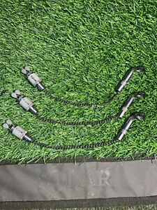 Solar Nite Glow Titanium Hangers, With Isotopes, 5 Inch Chain, Mag Loc Hockeys