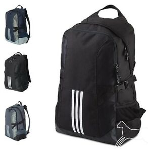 Adidas 25.5L Backpack - A300, Padded Laptop Sleeve School ...
