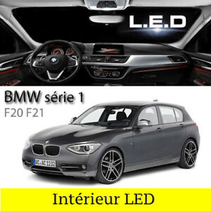 Details About Kit Light Bulbs Led Lighting Interior Cabin White For Bmw Series 1 F20 F21
