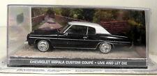 Eon 1/43 Scale James Bond 007 Chevrolet Impala Custom Live & Let Die Diecast car