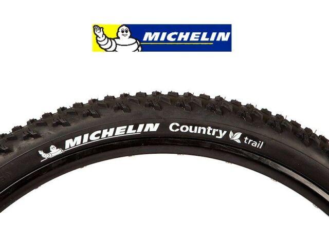 Pneu vélo VTT MICHELIN COUNTRY TRAIL 26X2.00 vtc pneumatique 26 x 2.00 NEUF tire