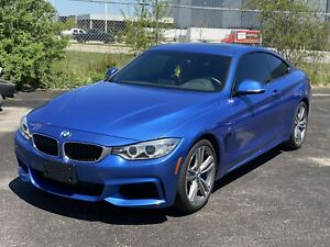 Bmw 435XI coupe