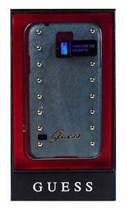 Pochette-de-protection-facade-etui-rigide-etui-GUESS-Studded-Samsung-Galaxy-S5