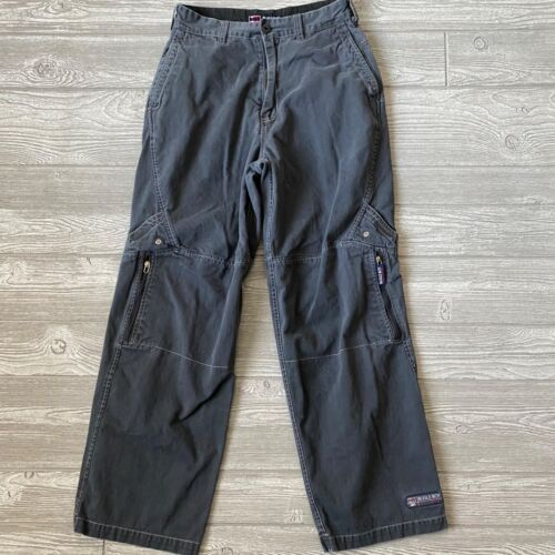 Bugle boy cargo Pants Womens Size 30 x32 actual 29