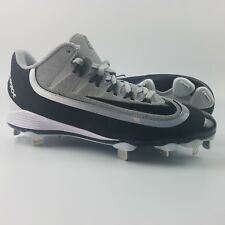 finest selection c29d5 9a1bf item 2 Nike Huarache 2kFilth Pro Low Mens Size 8 Baseball Cleats Wolf Grey Black  White -Nike Huarache 2kFilth Pro Low Mens Size 8 Baseball Cleats Wolf Grey  ...