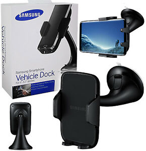 Genuine-Samsung-Vehicle-Car-Dock-Holder-For-Galaxy-S8-S8-A3-A5-Note-FE-2017