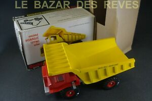 DINKY-TOYS-GB-Camion-geant-AVELING-BARFORD-REF-924-Boite-Echelle-1-43