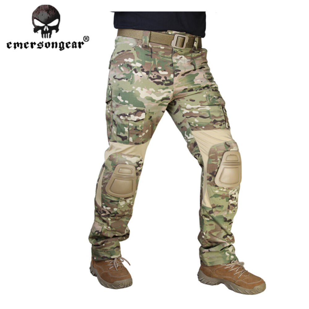 EMEROSN G2 Combat Pants Gen2  Tactical Military Pant with Knee Pads Army MultiCam  shop clearance