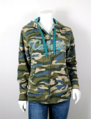 Cabela's World's Foremost Outffiters Camo Jacket S