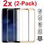 2x-For-Samsung-Galaxy-S8-Note-8-Screen-Protector-Tempered-Glass-Curved-Glass miniature 1
