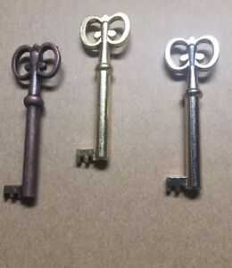 1 Lori Greiner Jewelry Safekeeper Cabinet Replacement Key You