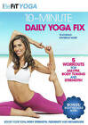 BeFit Yoga: 10-Minute Daily Yoga Fix (DVD, 2013)