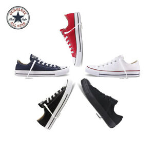 New-Converse-Chuck-Taylor-All-Star-Low-Top-Sneakers-Original-Canvas-Shoes-Men