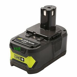 how to change the battery on ryobi battery